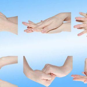 ضدعفونی کننده دست