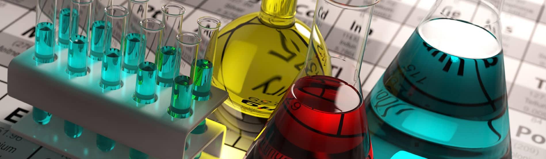 خدمات بسته بندی مواد شیمیایی و پلیمری