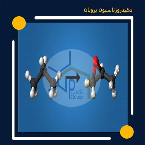 هیدروژانی زدائی (دهیدروژناسیون) متداول پروپان