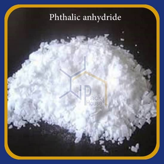 Phthalic anhydride and complete information on this substance