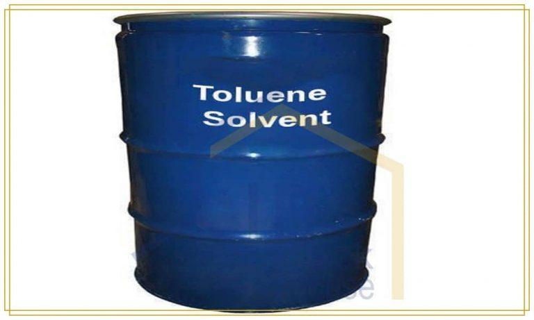 مشخصات و کاربردهای تولوئن