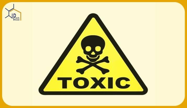 مواد شیمیایی سمی