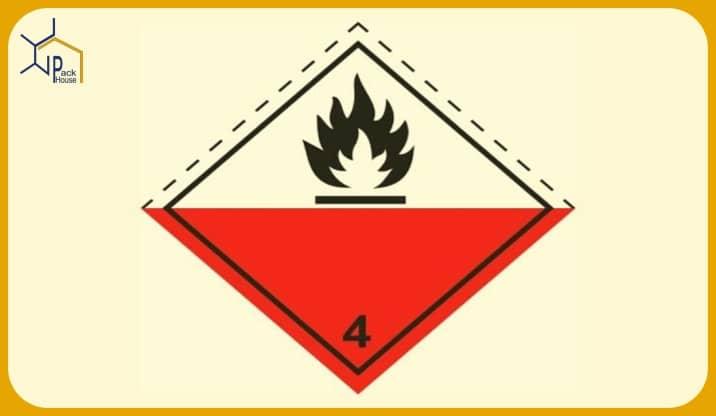 مواد شیمیایی پیروفوریک